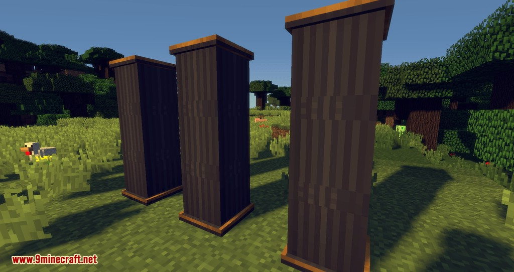 Fancy Lamps mod for minecraft 01