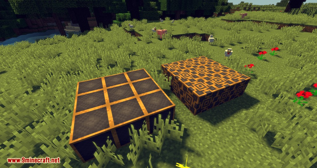 Fancy Lamps mod for minecraft 05