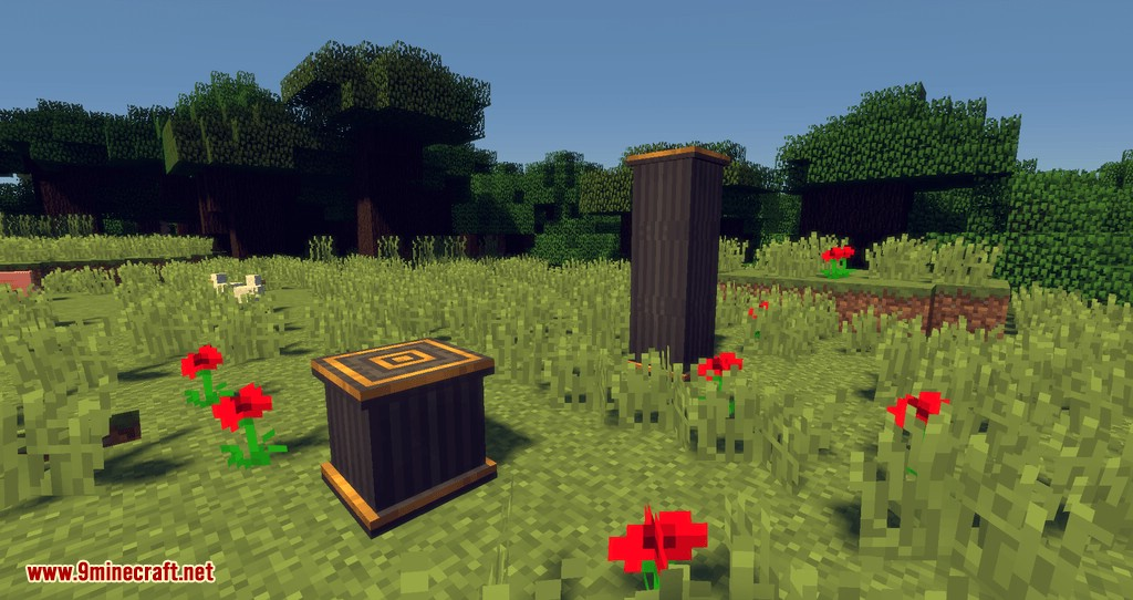 Fancy Lamps mod for minecraft 06