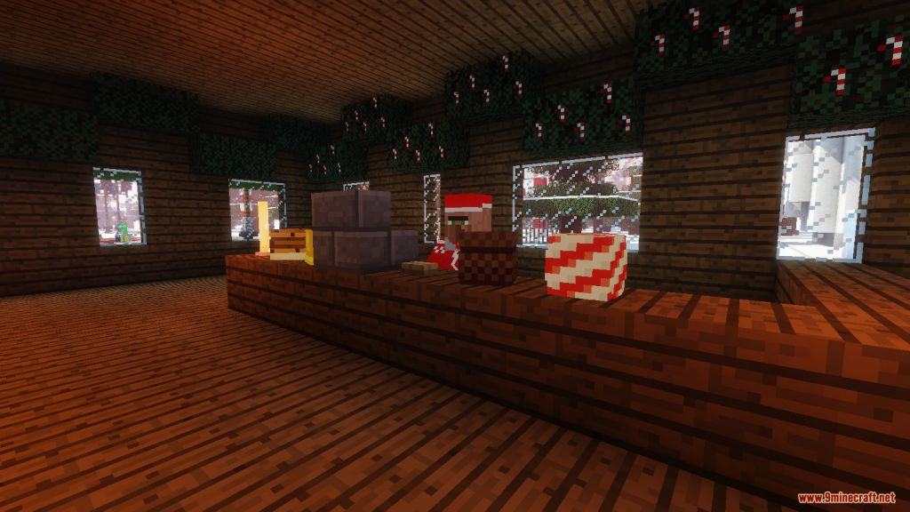Find The Button Santa's Village Map Screenshots (10)