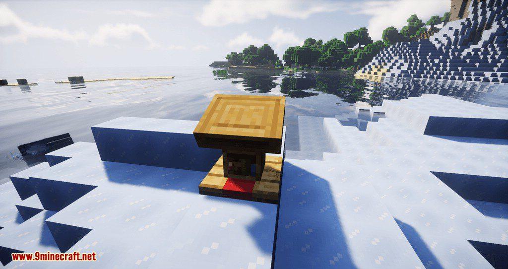 Future Minecraft mod for minecraft 07