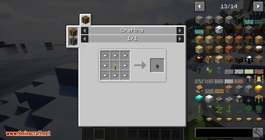 Future Minecraft mod for minecraft 12