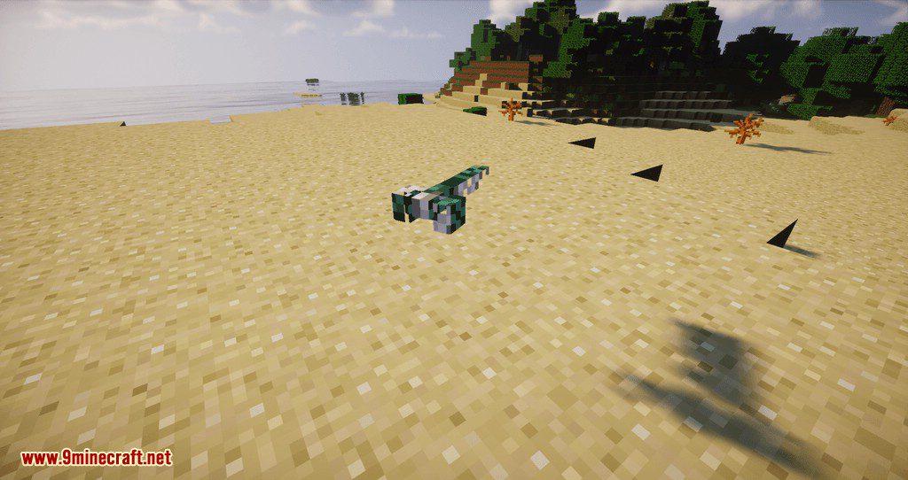 Future Minecraft mod for minecraft 17