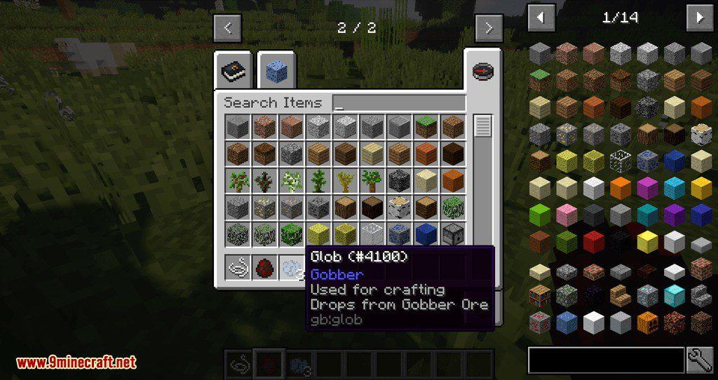 Gobber mod for minecraft 14