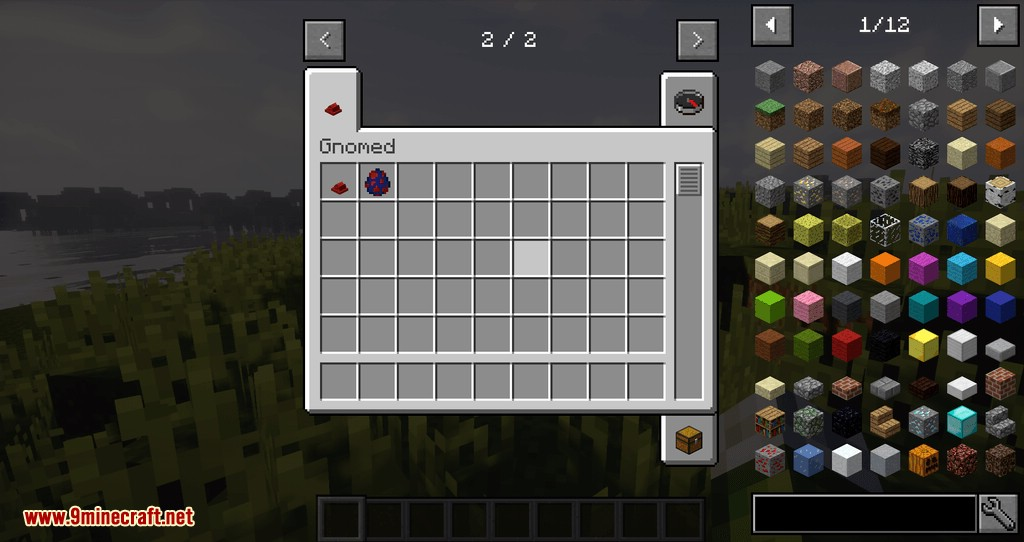 Gnomed mod for minecraft 02