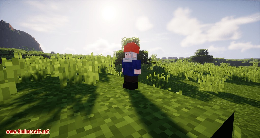 Gnomed mod for minecraft 04