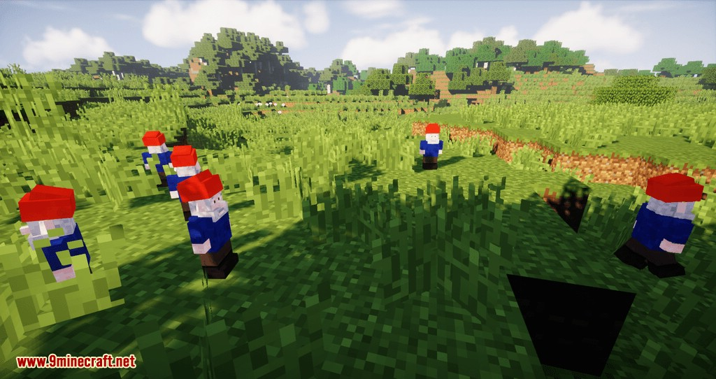Gnomed mod for minecraft 07