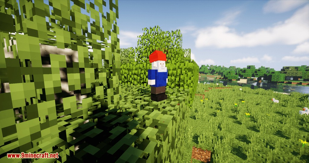 Gnomed mod for minecraft 08