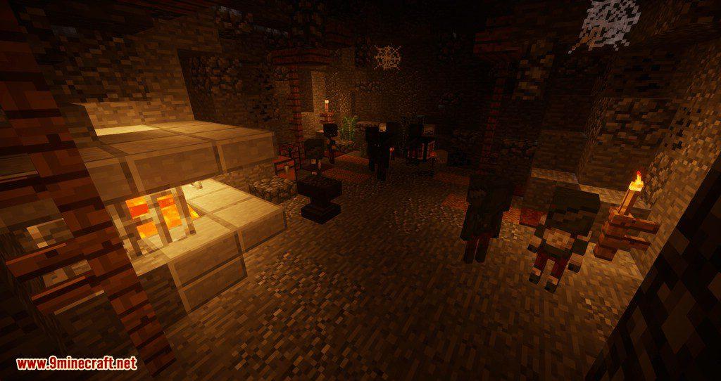 Goblin Encounters mod for minecraft 05