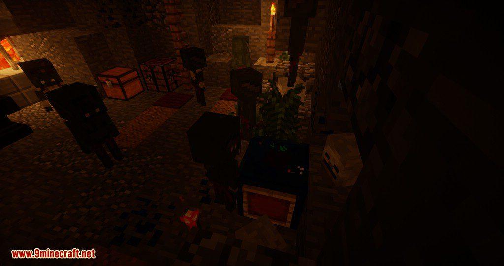 Goblin Encounters mod for minecraft 07