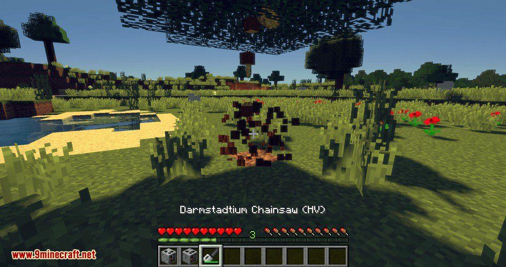 GregTech Community Edition mod for minecraft 10