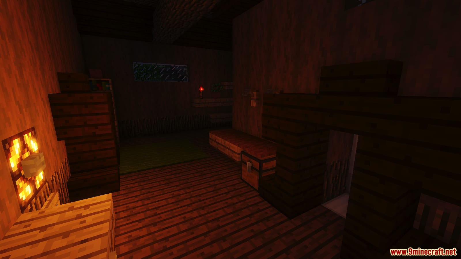 House Thief Map Screenshots 1