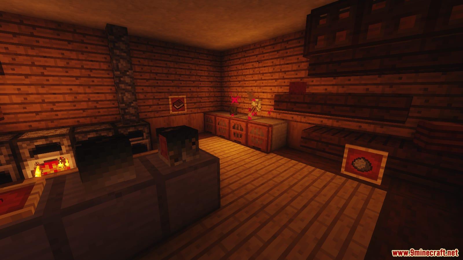 House Thief Map Screenshots 13