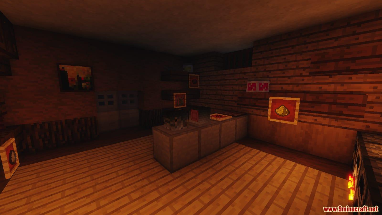 House Thief Map Screenshots 14