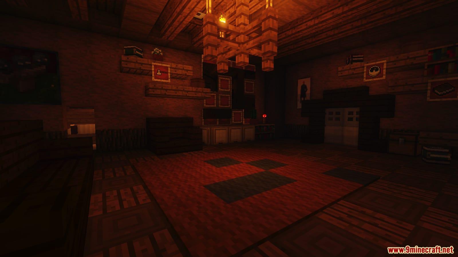 House Thief Map Screenshots 6