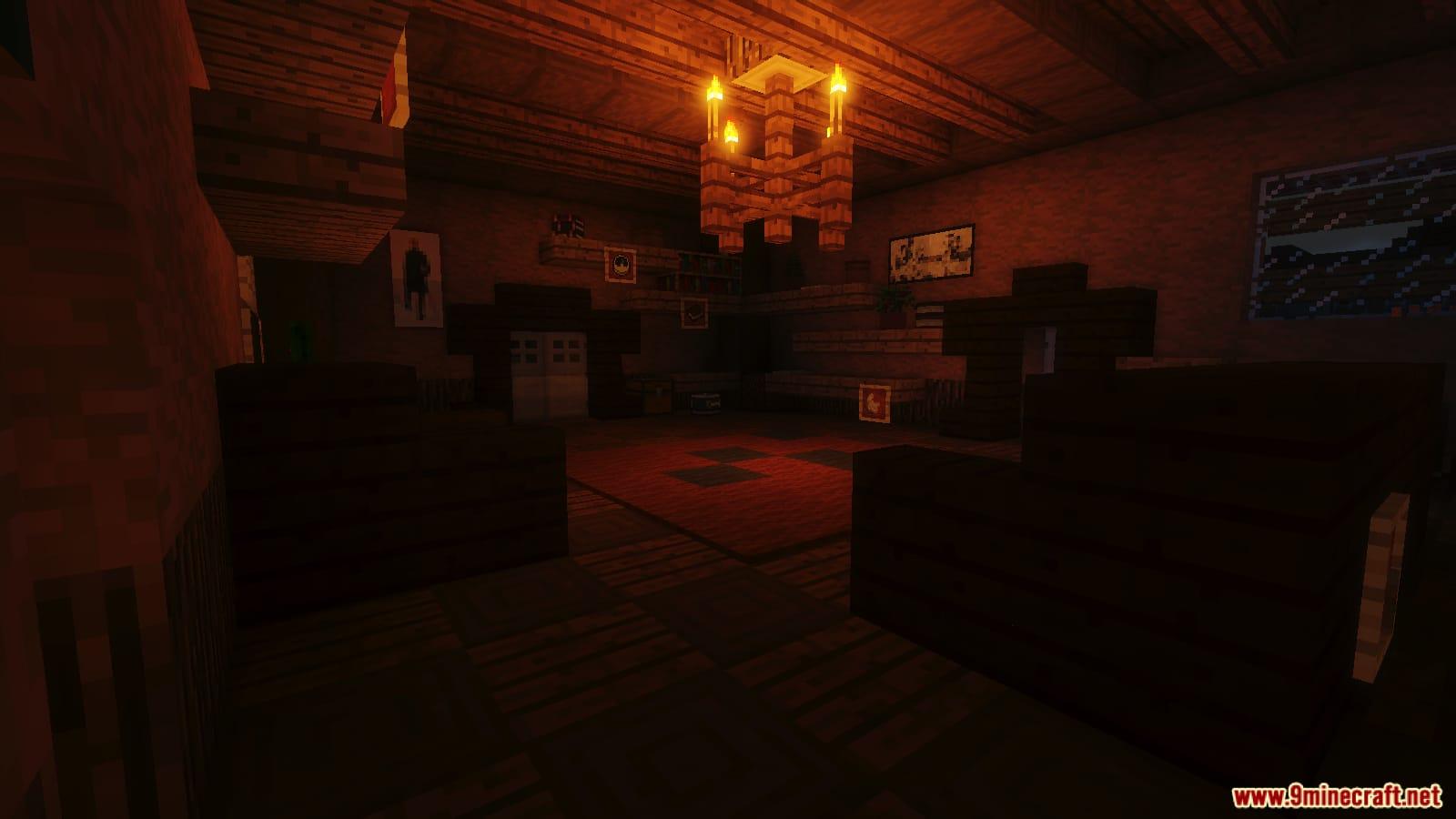 House Thief Map Screenshots 8