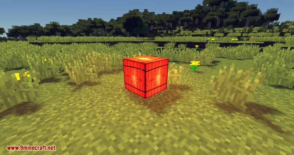 Illustrious Lamps mod for minecraft 01