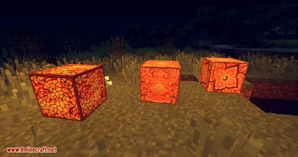 Illustrious Lamps mod for minecraft 08