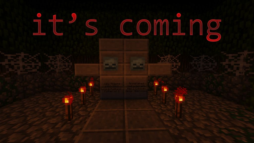 It's Coming Map Thumbnail