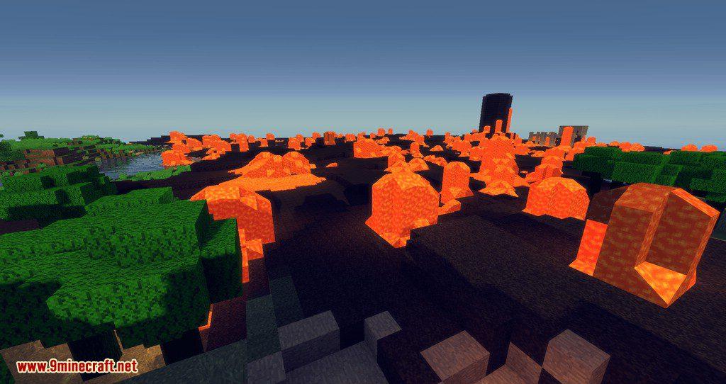 Luke_s Starwars Galaxies mod for minecraft 01