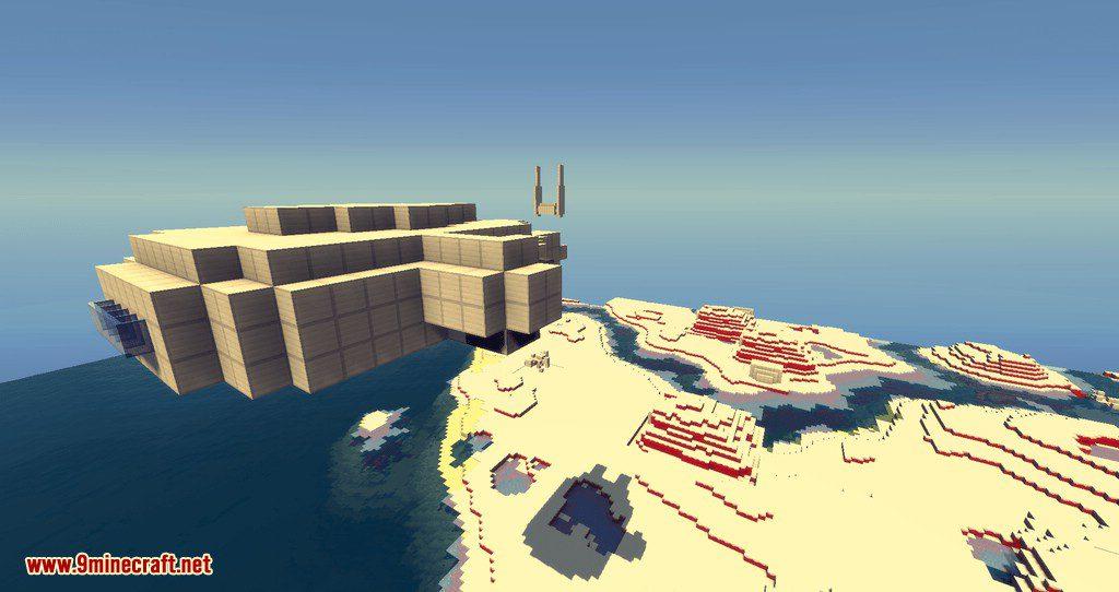 Luke_s Starwars Galaxies mod for minecraft 09