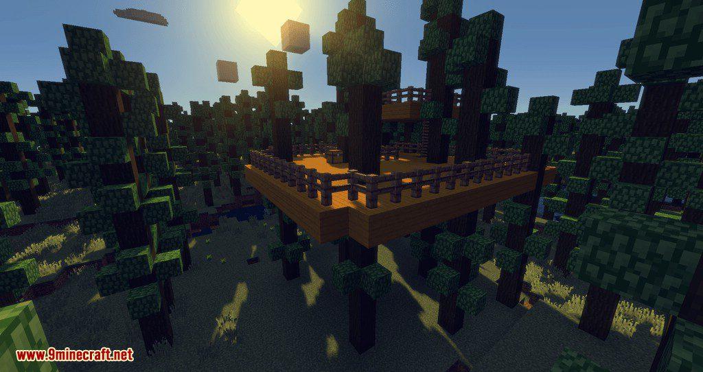 Luke_s Starwars Galaxies mod for minecraft 21