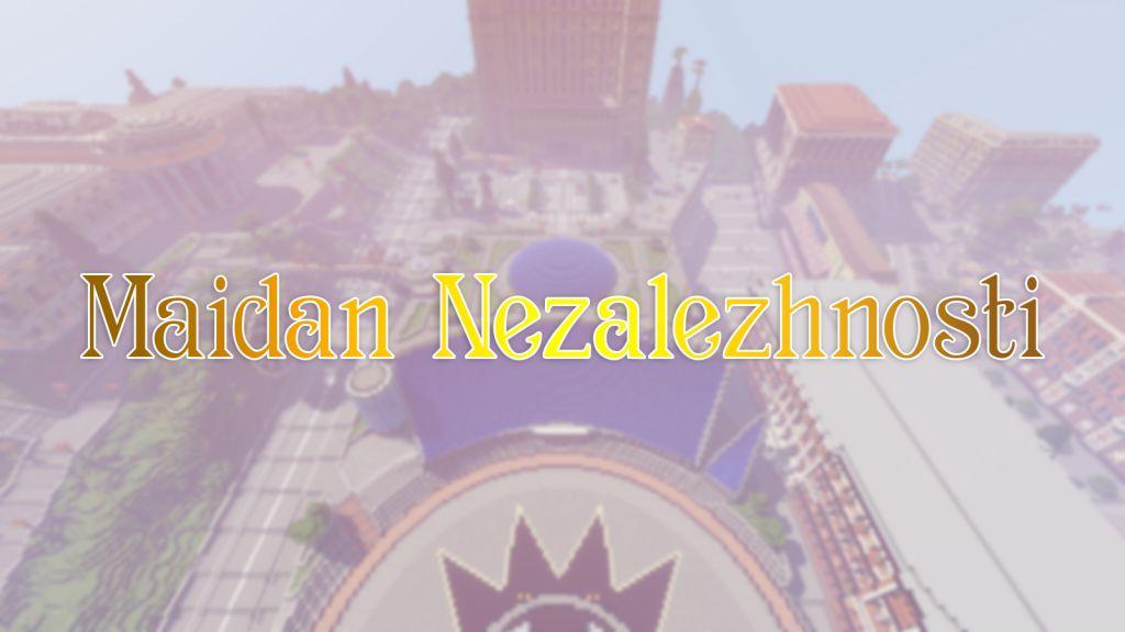 Maidan Nezalezhnosti Map Thumbnail