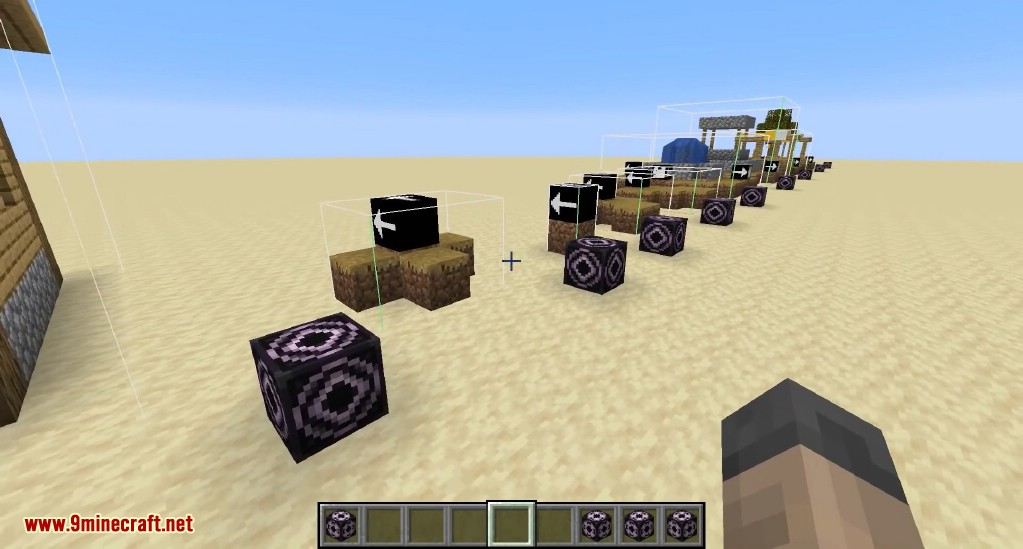 Minecraft 1.14 Snapshot 18w48a Screenshots 17