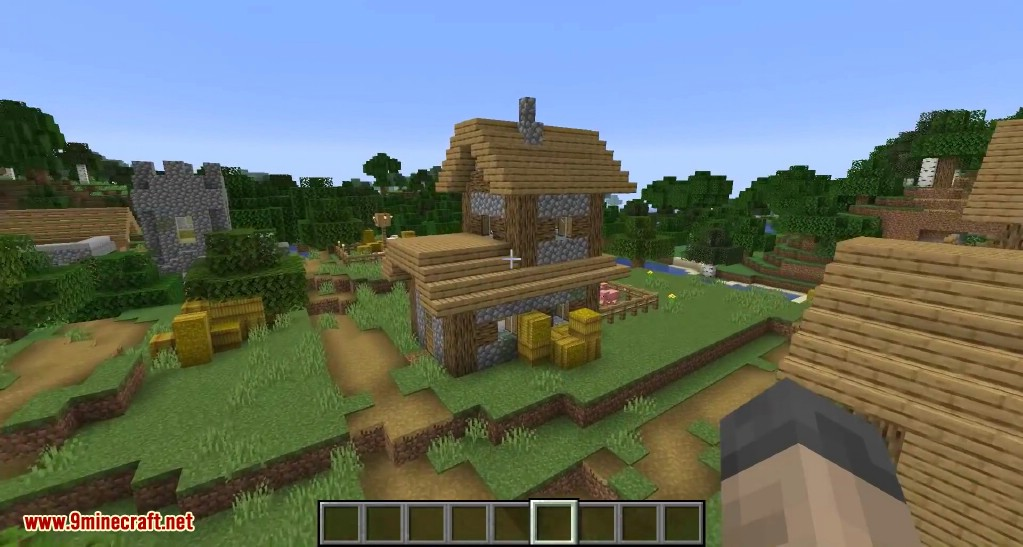 Minecraft 1.14 Snapshot 18w48a Screenshots 2