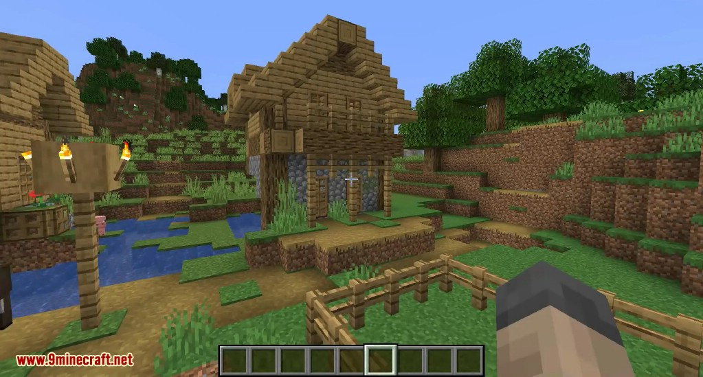 Minecraft 1.14 Snapshot 18w48a Screenshots 4