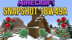 Minecraft 1.14 Snapshot 18w49a