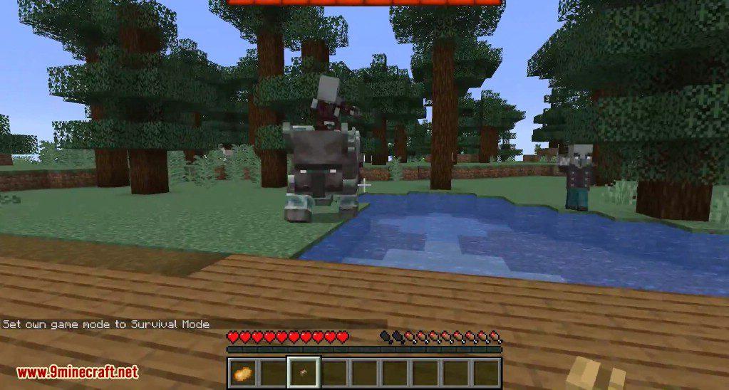 Minecraft 1.14 Snapshot 18w49a Screenshots 11