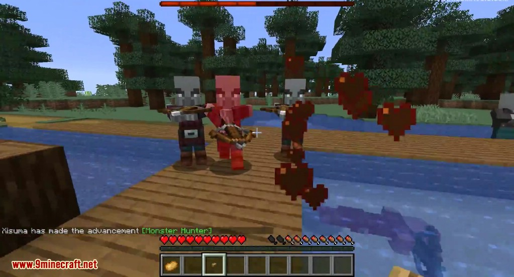 Minecraft 1.14 Snapshot 18w49a Screenshots 12