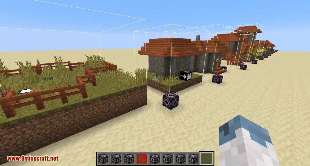 Minecraft 1.14 Snapshot 18w49a Screenshots 13