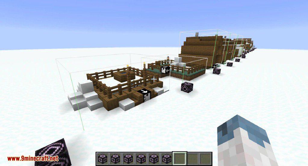 Minecraft 1.14 Snapshot 18w49a Screenshots 14