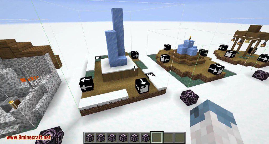 Minecraft 1.14 Snapshot 18w49a Screenshots 16