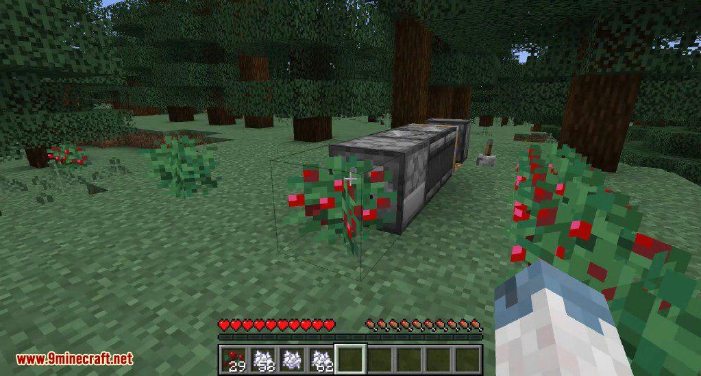 Minecraft 1.14 Snapshot 18w49a Screenshots 2