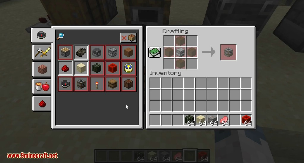 Minecraft 1.14 Snapshot 18w50a Crafting Recipes 1