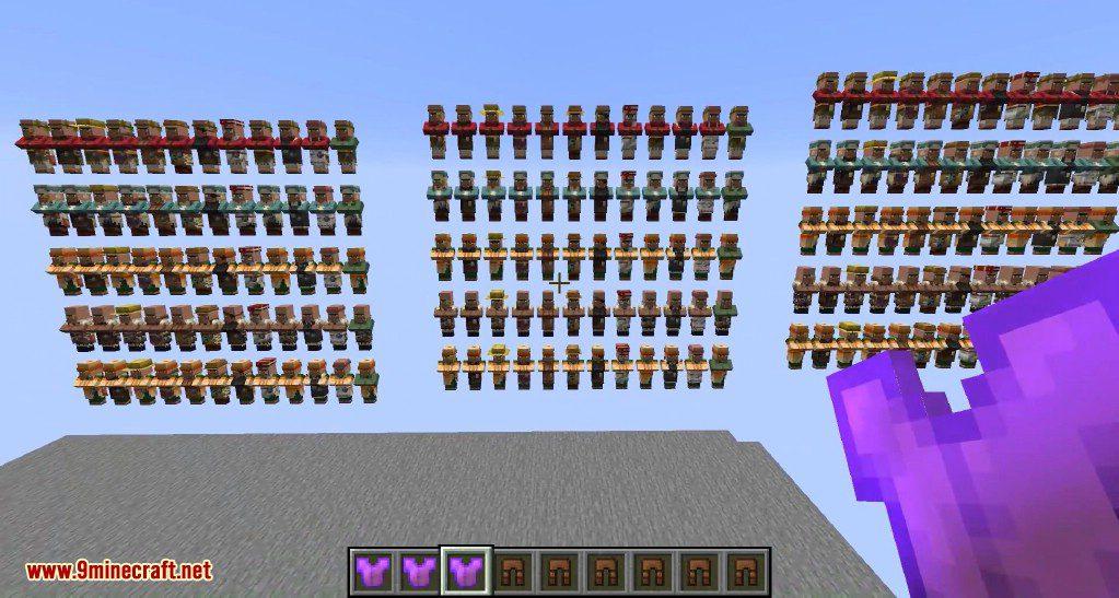 Minecraft 1.14 Snapshot 18w50a Screenshots 12