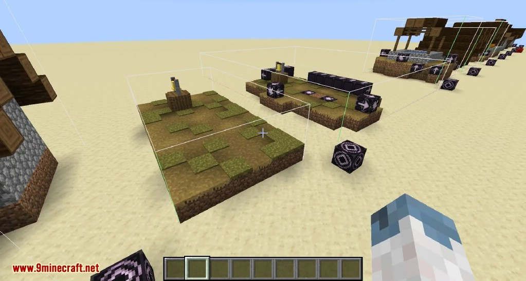 Minecraft 1.14 Snapshot 18w50a Screenshots 16