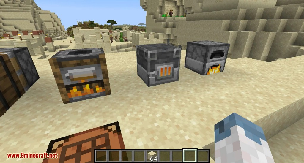 Minecraft 1.14 Snapshot 18w50a Screenshots 7