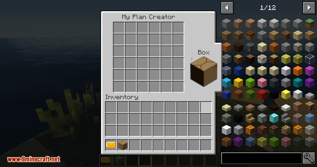 Modern Creator mod for minecraft 01