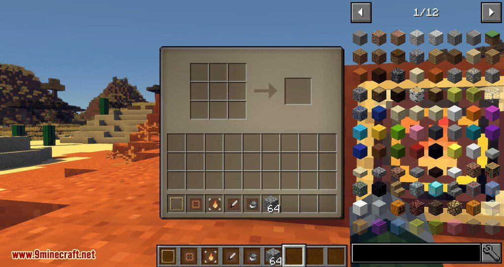 Modular Item Frame mod for minecraft 02