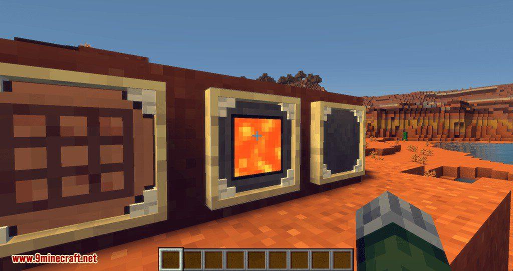 Modular Item Frame mod for minecraft 04