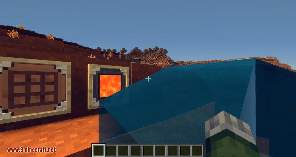 Modular Item Frame mod for minecraft 06