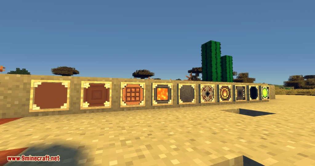 Modular Item Frame mod for minecraft 10
