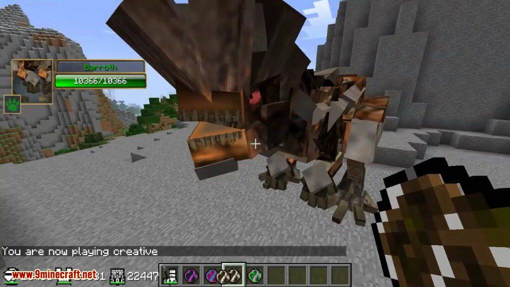 Monster Hunter Frontier Craft Mod Screenshots 19