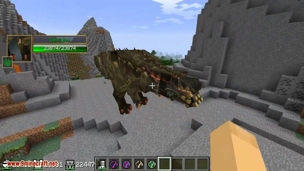 Monster Hunter Frontier Craft Mod Screenshots 21