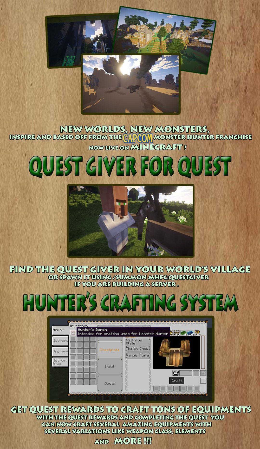Monster Hunter Frontier Craft Mod Screenshots 23