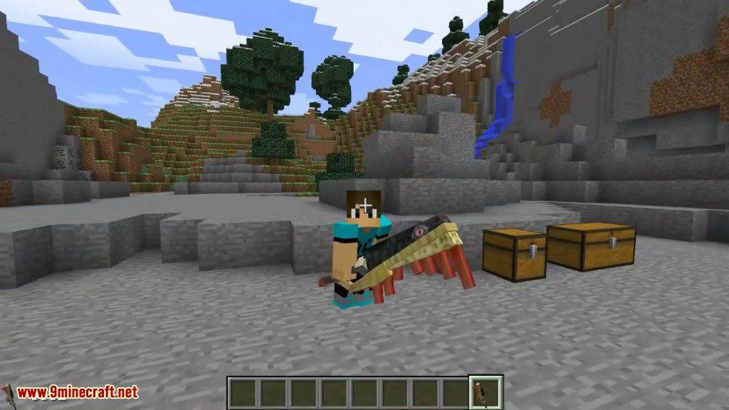 Monster Hunter Frontier Craft Mod Screenshots 6